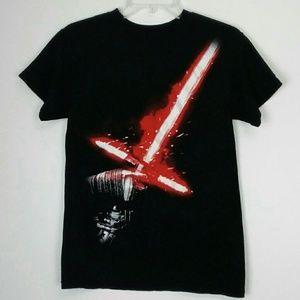 Disney Parks Star Wars T-Shirt Size Small
